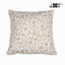 Abc Kissen 60X60 cm Beige by Loomin Bloom
