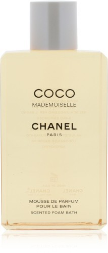 chanel coco mademoiselle for women 400ml scented foam bath. Black Bedroom Furniture Sets. Home Design Ideas